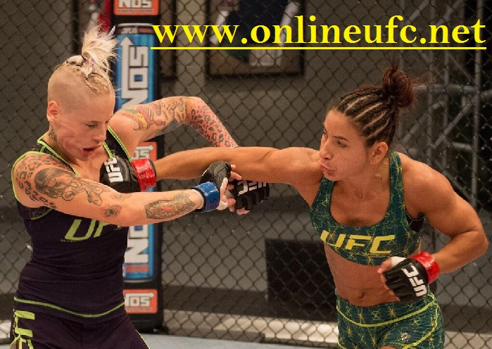 Live Tecia Torres vs Bec Rawlings Streaming
