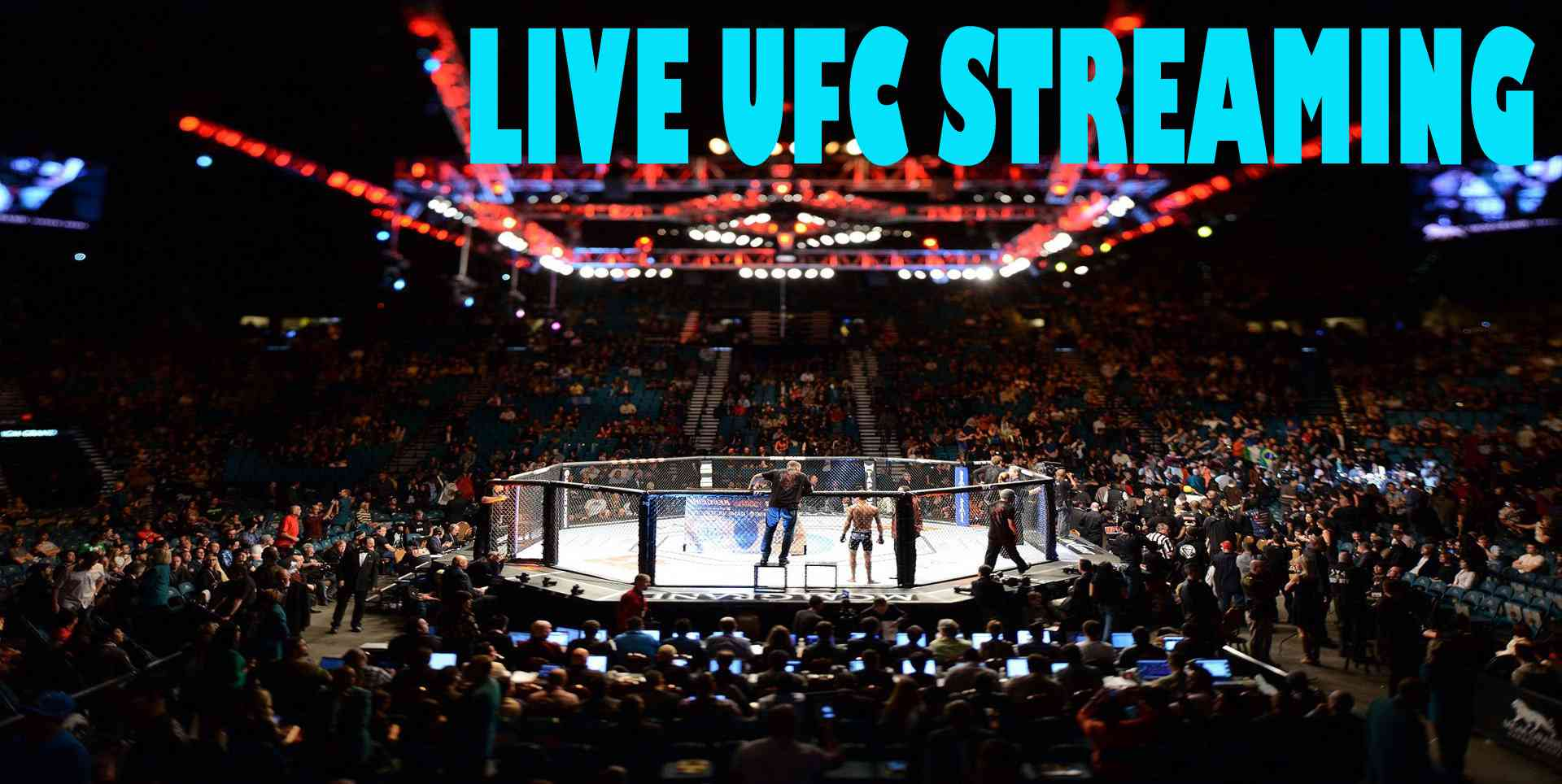 Jake Ellenberger vs Jorge Masvidal Live Streaming